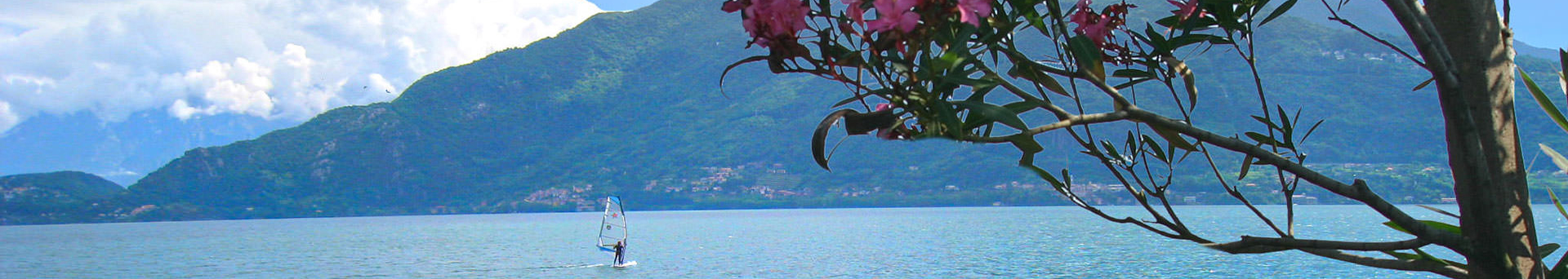 Lake Como Long term rental